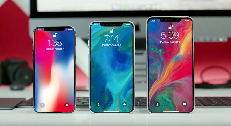 2018 Apple iPhones